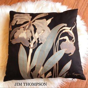 JIM THOMPSON DESIGNER PILLOW PILLOWCASE